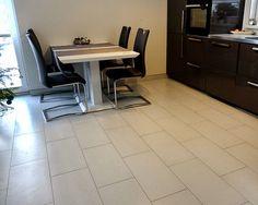 obložení podlah - položení keramické podlahy v Plzni