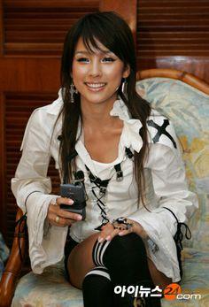 lee hyori hairstyle