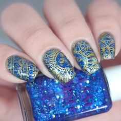 Bundle Monster | Festival stamping plate collection ~ Glitterfingersss in english