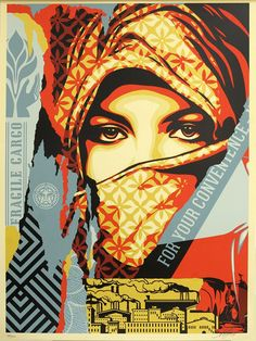 Obey Giant - The Art of Shepard Fairey - Obey Giant – The Art of Shepard Fairey AKA Andre the Giant Has a Posse. A street art project and an experiment in phenomenology by artist and skateboarder Shepard Fairey. Shepard Fairey Obey, Propaganda Art, Islamic Art, Art Projects, Poster Art, Art, Protest Art, Street Art, Pop Art