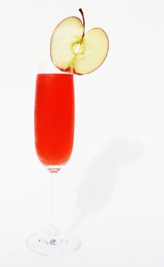 Fashionably Bombed: Candy Apple Cocktail