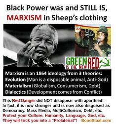 Mandela, Killer of Nations: Atheist, Marxist, Terrorist, New World Order poster boy, Black Pope, Communist Mass Murderer, Abortionist, Role-player… | SA-News.com Poster Boys, Role Player, New World Order, Consumerism, Guerrilla, Black Power, Atheist, Revolutionaries, Sa News