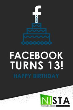 #HappyBirthDayFacebook ThankYou #facebook for giving us such a beautiful platform to express Ourselves, to reconnect with our friends and family and much more. Lets Join our hands and #celebrate its 13th #anniversary :)