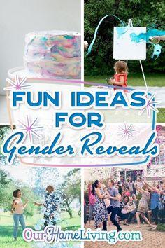 210 Gender Reveal Ideas Reveal Ideas Gender Reveal Creative Gender Reveals