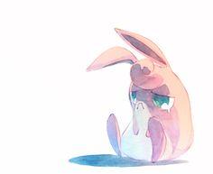 Watercolor Pokemon! by Nicholas Kole, via Behance