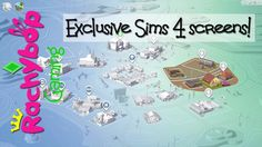 My exclusive Sims 4 screens!! | Rachybop