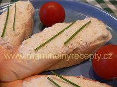 Celerová pomazánka s česnekem Baked Potato, Potatoes, Baking, Ethnic Recipes, Food, Potato, Bakken, Essen, Meals