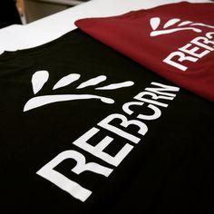 REBORN OUTDOOR オリジナルTシャツ