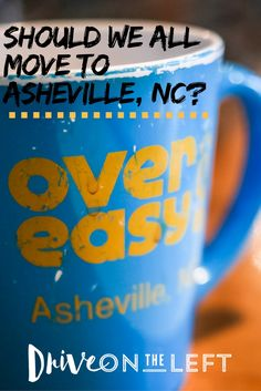 Asheville, North Carolina is a hot city right now. Why, you ask? Fantastic…