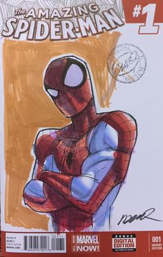 Spider-Man by Humberto Ramos *