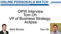 OPW Interview: Tom Oh, VP of Business Strategy at Aclipsa