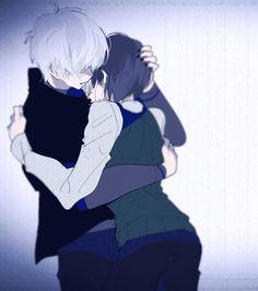 Kaneki Ken & Kirishima Touka - Tokyo Ghoul / Toukyou Kushu
