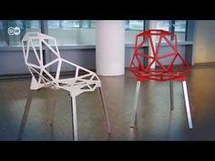 Design-Klassiker: Stühle | Euromaxx - Zeitlos schön - YouTube Designer, Youtube, Chair, Nice Asses, Youtubers, Youtube Movies