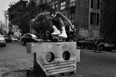 New York City's First Skateboarding Superstar - The New York Times