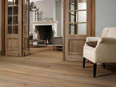 Nobel Flooring - Natuurlijk eiken in landelijke woning - Hoog ■ Exclusieve woon- en tuin inspiratie.