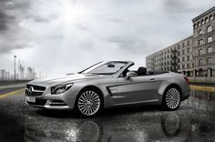 SL Mercedes!