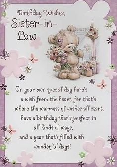 birthday wishes sister in law.Best 20 Birthday Wishes for Sister In Law Happy Birthday Sister Cake, 20th Birthday Wishes, Birthday Messages For Sister, Beautiful Birthday Wishes, Message For Sister, Birthday Wishes For Sister, Birthday Wishes Quotes, Birthday Greetings, 20 Birthday