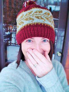 Ravelry: Winter Wheat pattern by Amy Munson