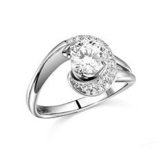 Jewellery & Watches Search For Flights 1 1/2 Ct Gia E Vvs2 Natural Cushion Diamond Solitaire Engagement Ring White Gold Attractive Designs;