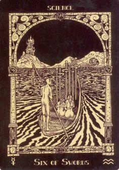 The Book of Azathoth Tarot deck | Tarotator