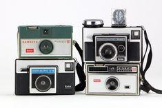 Retro Kodak Instamatic 4-piece Camera Collection – Camera Collector Home decor Display by RetroPickers on Etsy https://www.etsy.com/listing/588776462/retro-kodak-instamatic-4-piece-camera