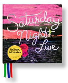 """Emily Oberman has designed """"Saturday Night Live: The Book"""", a visual history of the legendary sketch comedy show."""