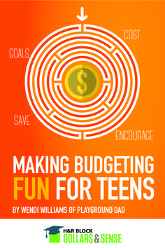 Making #Budgeting Fun for #Teens by Wendi Williams of @playgrounddad