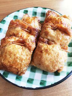 話題入り感謝!キャベツと豚ミンチの巾着 by アプリコットpear [クックパッド] 簡単おいしいみんなのレシピが225万品