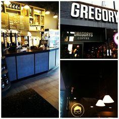 Gregorys Coffee, 874 Sixth Ave, New York, NY 10001