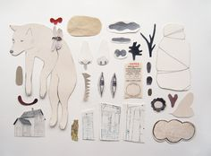 Collection by Camilla Engman.  http://www.camillaengman.com/mixed.htm