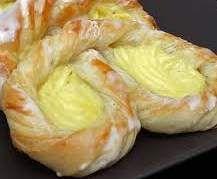 Rezept Pudding - Plunder von felix2 - Rezept der Kategorie Backen süß Hefeblätterteig!!!!