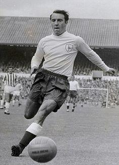 James 'Jimmy' Greaves (Tottenham Hotspur FC). A Goal machine.