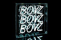 BOYZ BOYZ BOYZ » KEMP london - Neon Signage