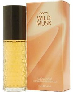Wild Musk fragrance was launched by the design house of Coty Women's perfume is available in a 1.5-ounce cologne spray Feminine scent possesses a blend of flowers, vanilla and musk We cannot accept returns on this product. Due to manufacturer packaging...