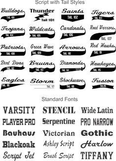 number jersey font - Recherche Google   Font/Typographie ...