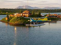 Five Classic Lodges in Bristol Bay, Alaska