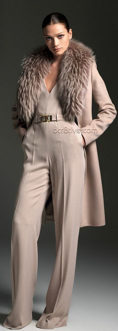 Blumarine Fall Winter 2012 - 2013 Main Collection - Woman: