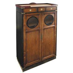 Authentic Models Porthole Cabinet