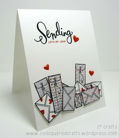 Love this card by Julia Wilson using Simon Says Stamp Exclusives.