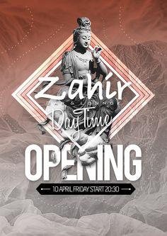 Poster for Zahir Bar 2015 (Varna, Bulgaria)