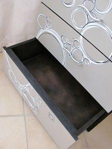 DIY dresser redo