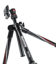 Befree Carbon Fiber Tripod With Ball Head MKBFRC4-BH - Befree | Manfrotto