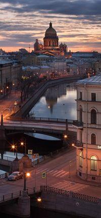 Привет, сейчас — Питер Online Beautiful Buildings, Beautiful Places, Russian Architecture, St Petersburg Russia, City Of Bones, City Landscape, World Cities, Night City, Wonders Of The World