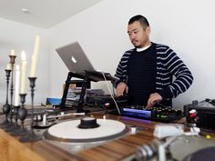 Daisuke Genma, Designer, Tokyo, Japan.