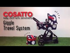 Giggle 2 Moonwood, Travel Systems from Cosatto | Cosatto
