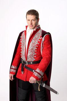 Prince Charming (Josh Dallas)