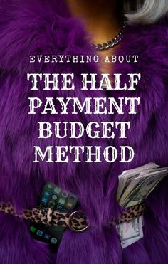 The article describes everything about the Half Payment Budget Method with example, the pros and cons of the method. #personalfinance #financialliteracymonth #moneymanagement #tips #budgeting #financialfreedom #money