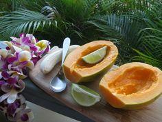 Island tropical fruits