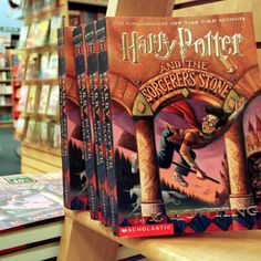 """It has been twenty years since the first #HarryPotter book was published. """"The Potter story is a fairy tale, plus a bildungsroman, plus a murder mystery, plus a cosmic war of good and evil, and there's almost no classic in any of those genres that doesn't reverberate between the lines of Harry's saga. The Arthurian legend, the Superman comics, 'Star Wars,' 'Cinderella,' 'The Lord of the Rings,' the 'Chronicles of Narnia,' 'The Adventures of Sherlock Holmes,' Genesis, Exodus, the Divine…"""