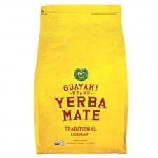 Traditional Yerba Mate brewing guides (click Recipes tab)